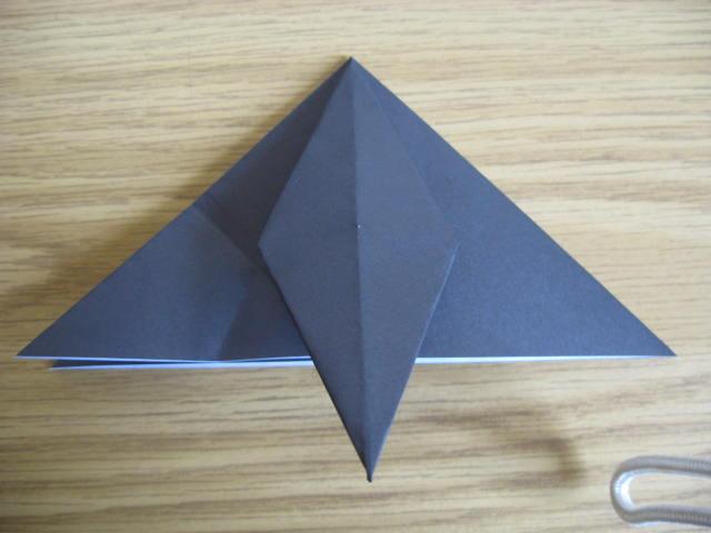 Origami fat_spider