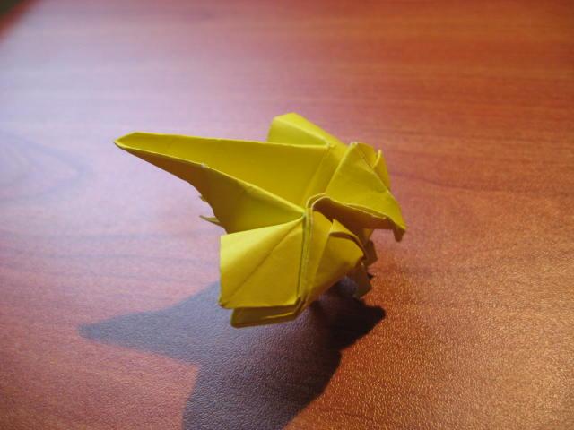 Origami Flier