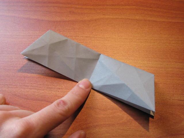 Origami Rhino